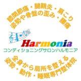 姿勢・動作・睡眠専門整体院、コンディショニングサロンHarmonia(ハルモニア)