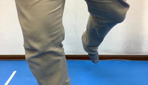 ランナーだけでなく、ガニ股あるきの人にも多い【ランナー膝】