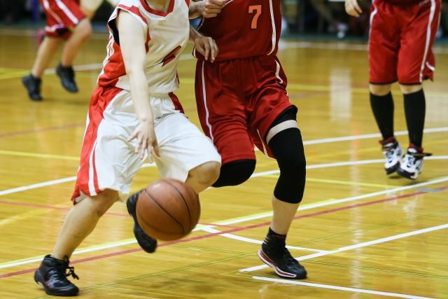 バスケットボールで起こりやすいジャンパー膝