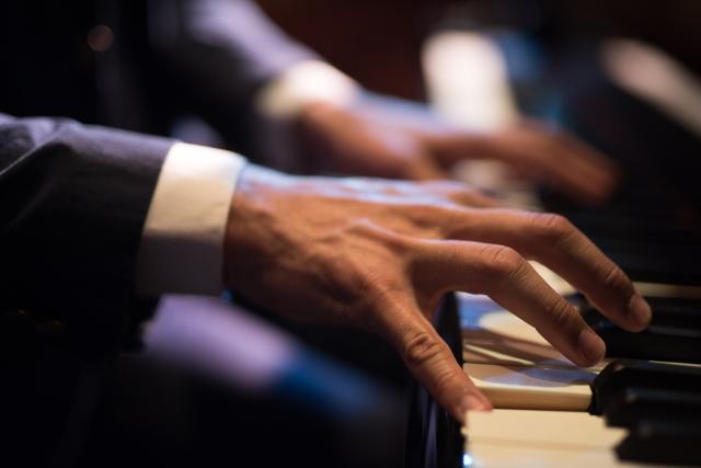 ピアノ演奏における身体の不調